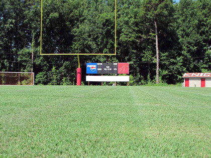 Northside Christian Football Field